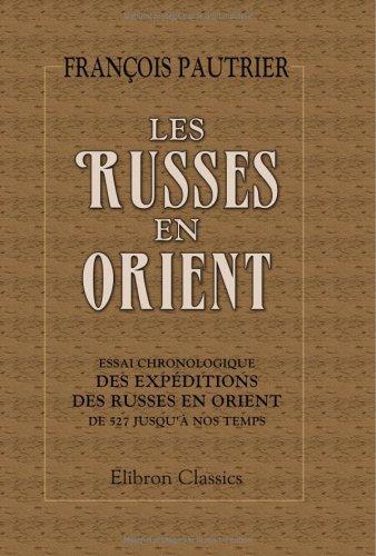 Download Les Russes en Orient