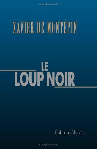Download Le loup noir