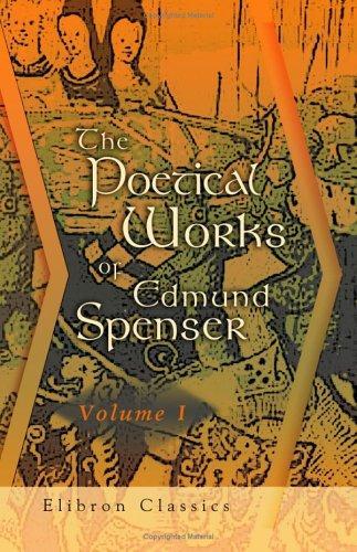 Download The Poetical Works of Edmund Spenser