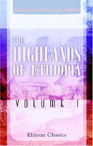 Download The Highlands of Æthiopia