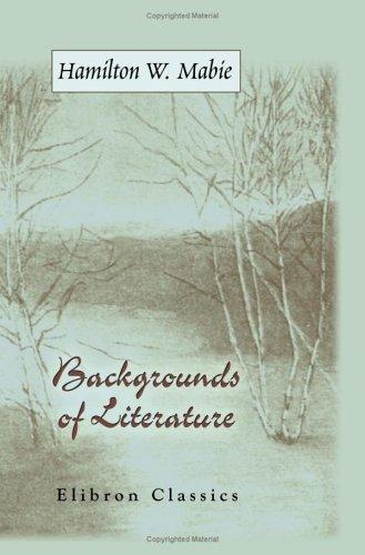 Download Backgrounds of Literature