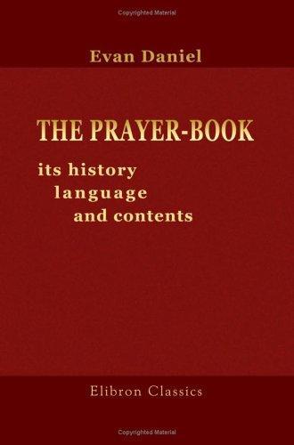 The Prayer-Book