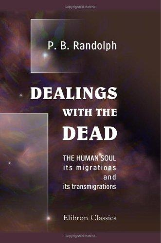 Download Dealings with the Dead