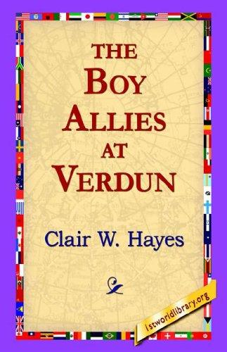The Boy Allies at Verdun