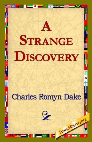 Download A Strange Discovery