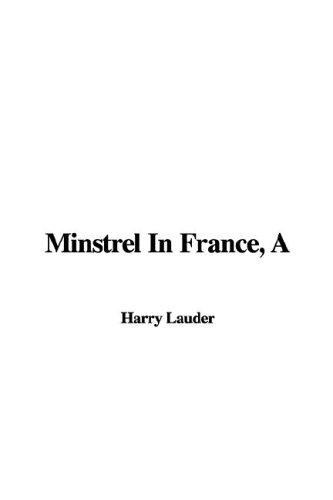 Download A Minstrel in France