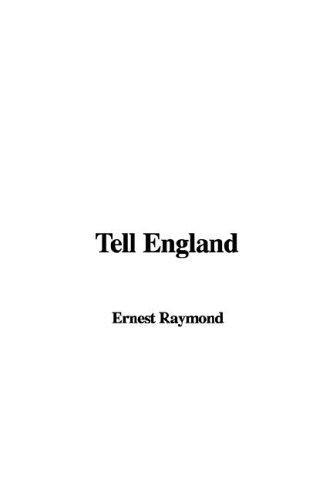 Tell England
