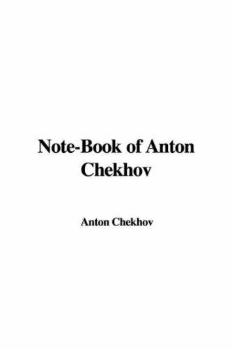Download Note-book of Anton Chekhov