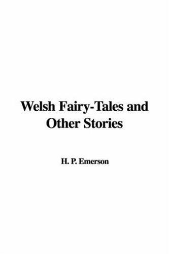 Download Welsh Fairy-tales And Other Stories
