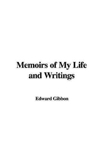 Download Memoirs of My Life and Writings