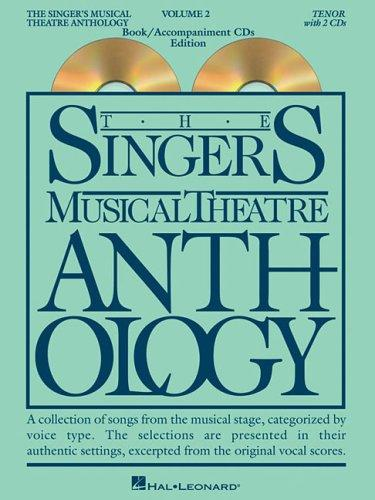 Download Singer's Musical Theatre Anthology – Volume 2