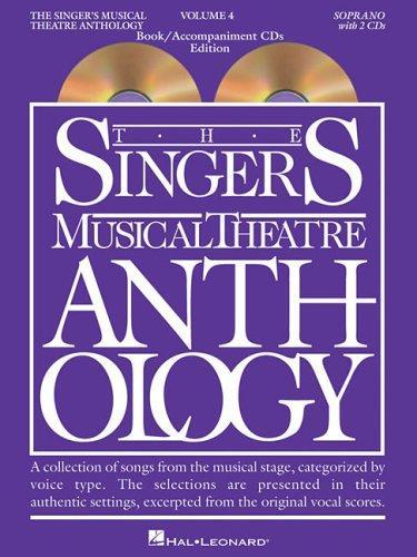 Download Singer's Musical Theatre Anthology – Volume 4
