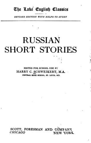 Russian short stories