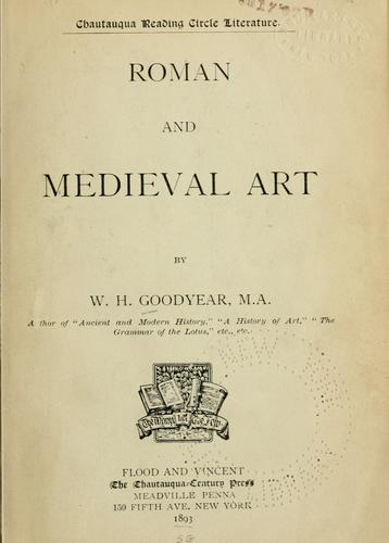 Download Roman and medieval art