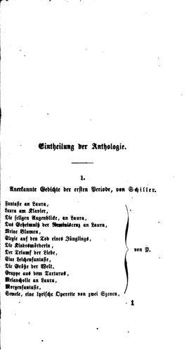 Download Anthologie auf das Jahr 1782
