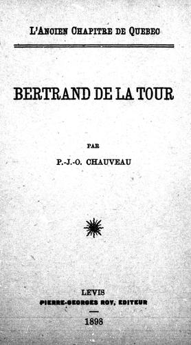 Download Bertrand de la Tour