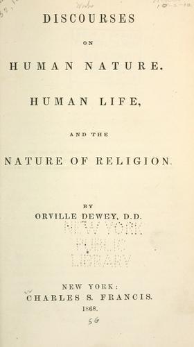 Download Works of Orville Dewey.