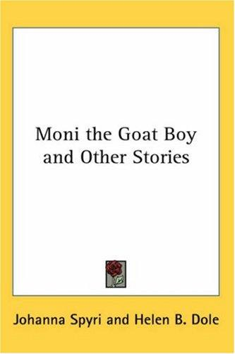 Download Moni the Goat Boy And Other Stories
