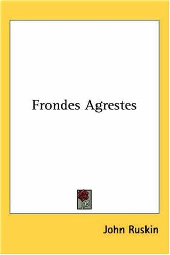 Download Frondes Agrestes
