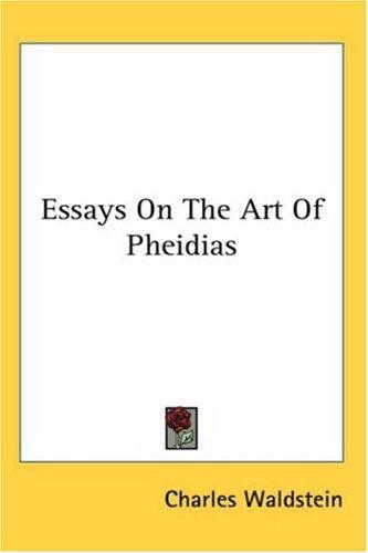 Download Essays on the Art of Pheidias