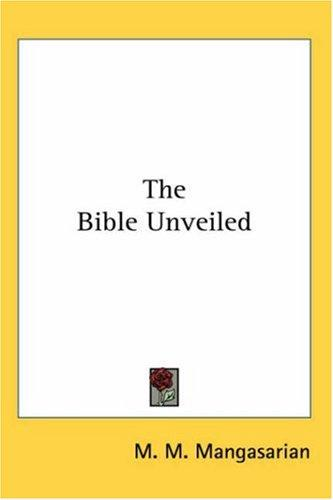 Download The Bible Unveiled