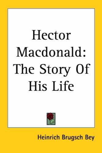 Hector Macdonald