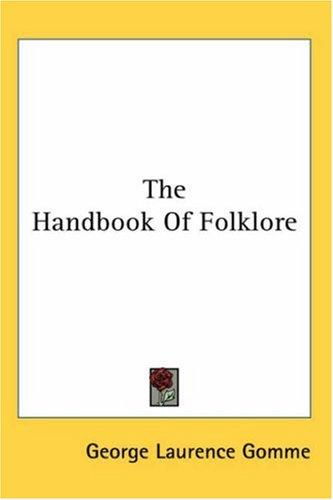 Download The Handbook Of Folklore