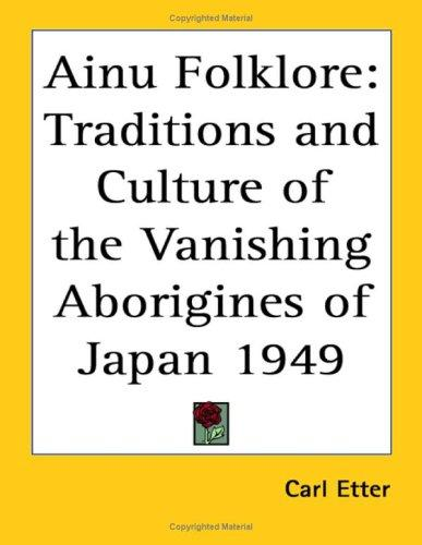 Download Ainu Folklore