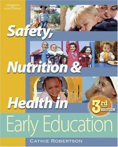 Download Safety, nutrition, and health in early education