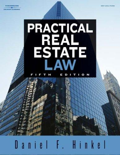 Download Practical Real Estate Law