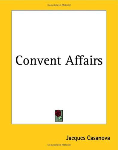 Download Convent Affairs