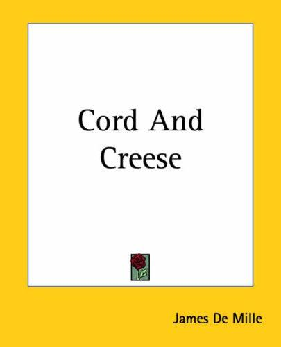 Download Cord And Creese