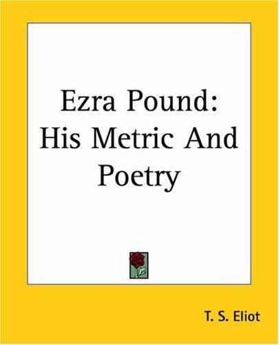 Download Ezra Pound