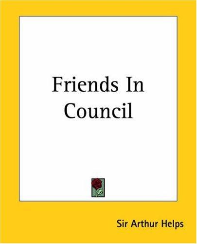 Download Friends In Council
