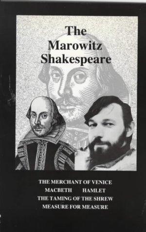 Download The Marowitz Shakespeare