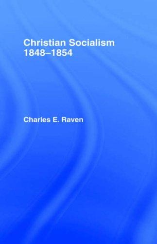 Download Christian socialism, 1848-1854