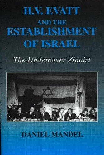 Download H.V. Evatt and the establishment of Israel