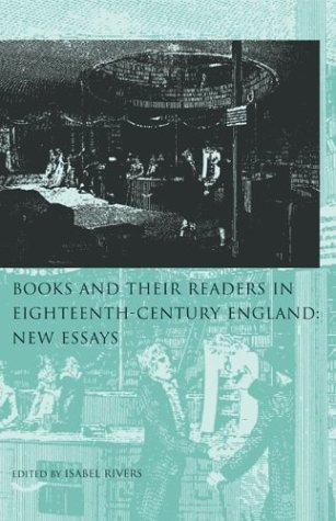 Download Books and Their Readers in Eighteenth Century England