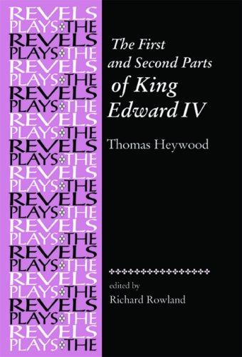 Download The first and second parts of King Edward IV