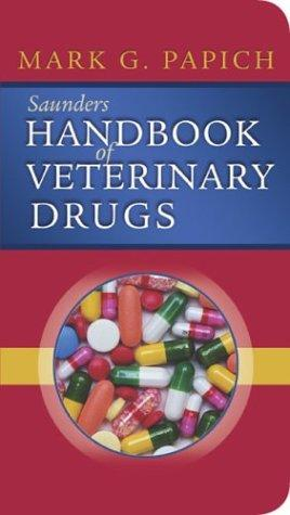 Download Saunders Handbook of Veterinary Drugs