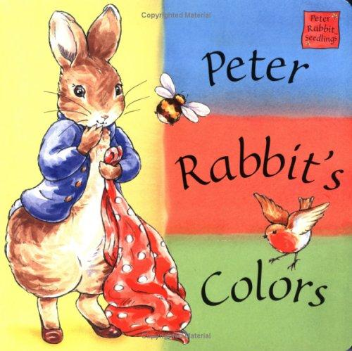 Peter Rabbit's Colors by Beatrix Potter
