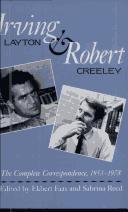 Irving Layton & Robert Creeley