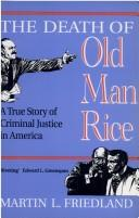 Download The death of old man Rice