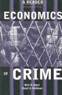 Download Economics of Crime