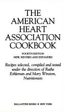 Download The American Heart Association Cookbook