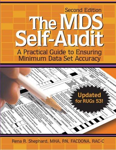 MDS Self-Audit