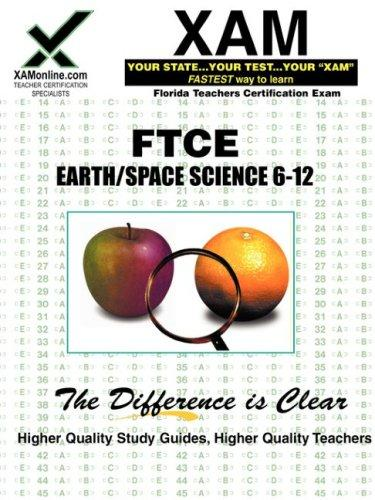 FTCE Earth & Space Science 6-12 by Sharon Wynne