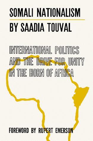 Download Somali Nationalism
