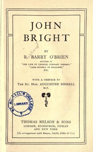Download John Bright