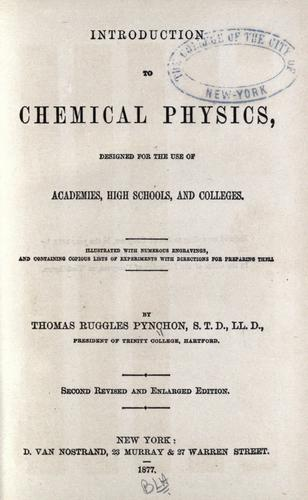 Download Introduction to chemical physics